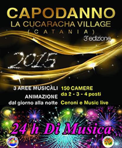 Capodanno Villaggio Cucaracha Catania Foto