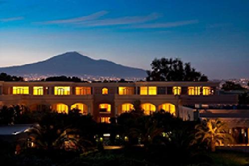 Capodanno Romano Palace Hotel Catania Foto