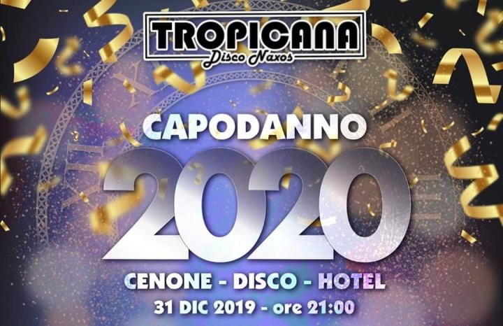 Capodanno 2020 Tropicana Giardini Naxos Foto