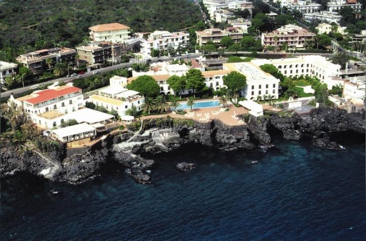 Capodanno Grand Hotel Baia Verde Catania Foto