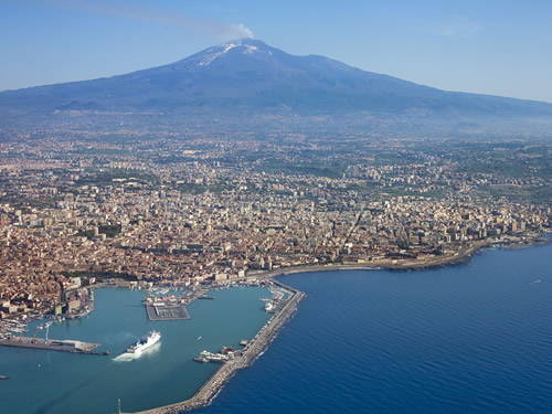 Etna vulcano escursioni neve