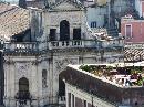 Scorcio palazzi centro storico Catania foto - capodanno catania
