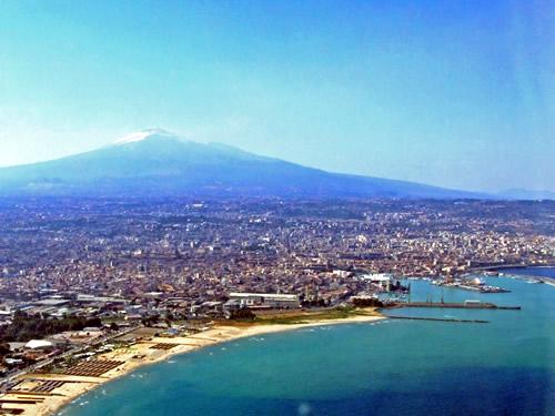 catania turismo cultura foto
