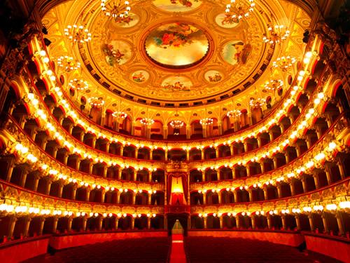 teatro bellini foto